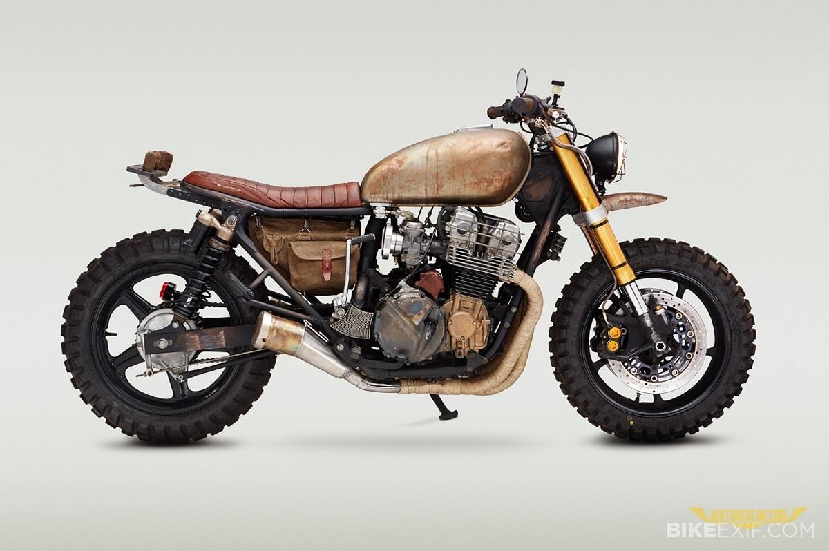 Izmirde özel Tasarım Custom Design Motorsiklet Custom 35